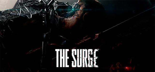 The Surge - logo