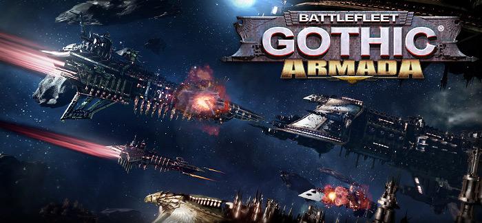 Battlefield Gothic: Armada - logo