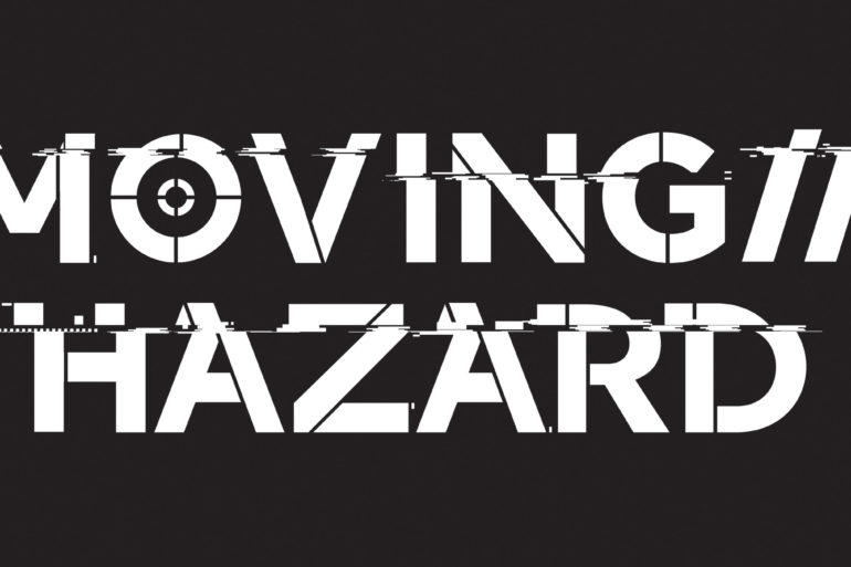 Moving Hazard - logo