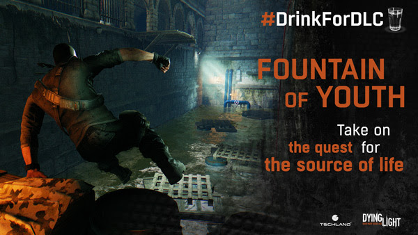 Dying Light - Fountain of Youth