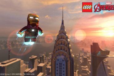 Lego Marvel's Avengers - Iron Man
