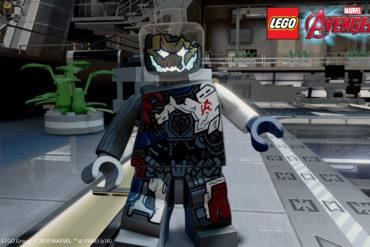 Lego Marvel's Avengers - Ultron