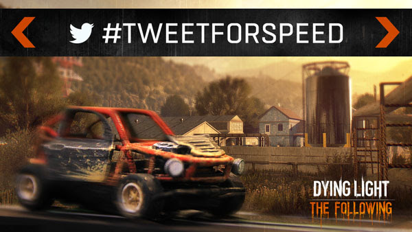 Tweet for Speed