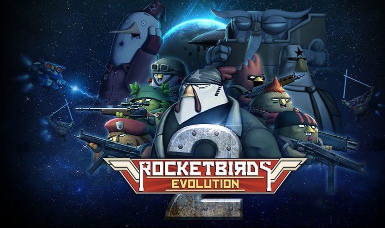 Rocketbirds 2: Evolution - cover