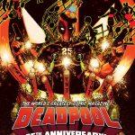 Deadpool 7 Harris Anniversary Variant