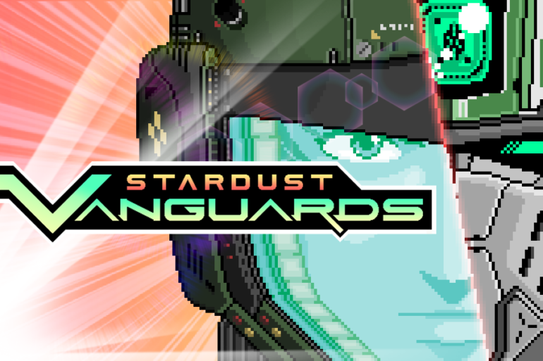 Stardus Vanguards - splash
