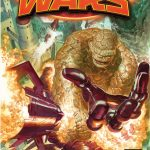 Secret Wars 8 Cover 1st Print