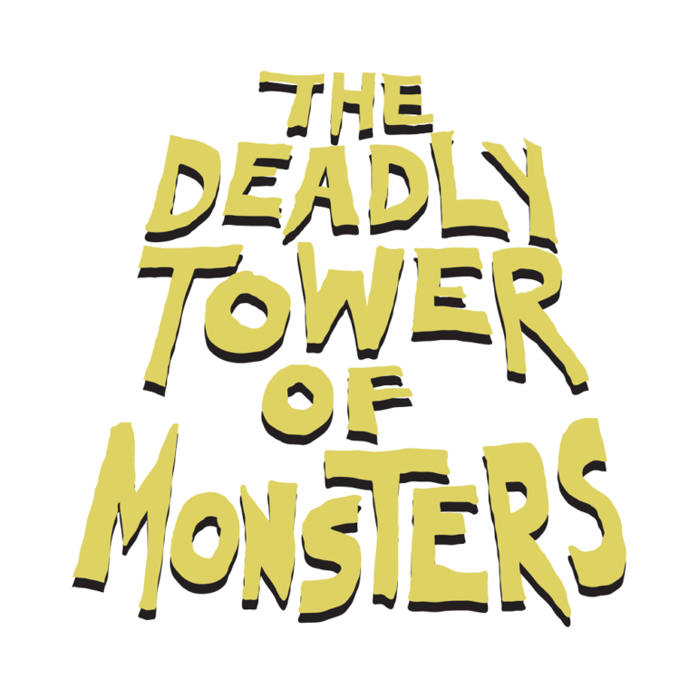 The Deadly Tower of Monsters - logo