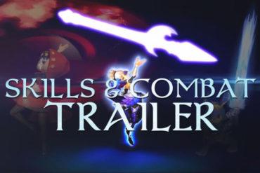 Odin Sphere - Skills & Combat
