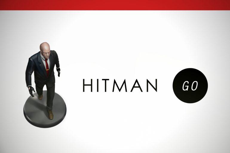 Hitman GO - logo