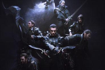 Final Fantasy XV - Kingsglaive cover