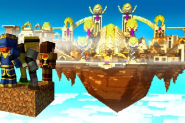 Minecraft: Story mode - Sky City
