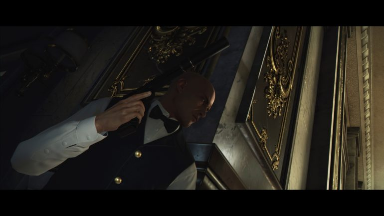 HITMAN review 2 Paris