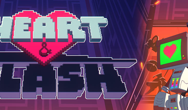 Heart & Slash - banner