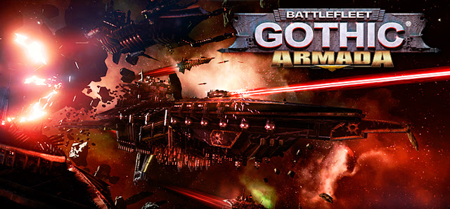 Battlefleet Gothic: Armada - March logo