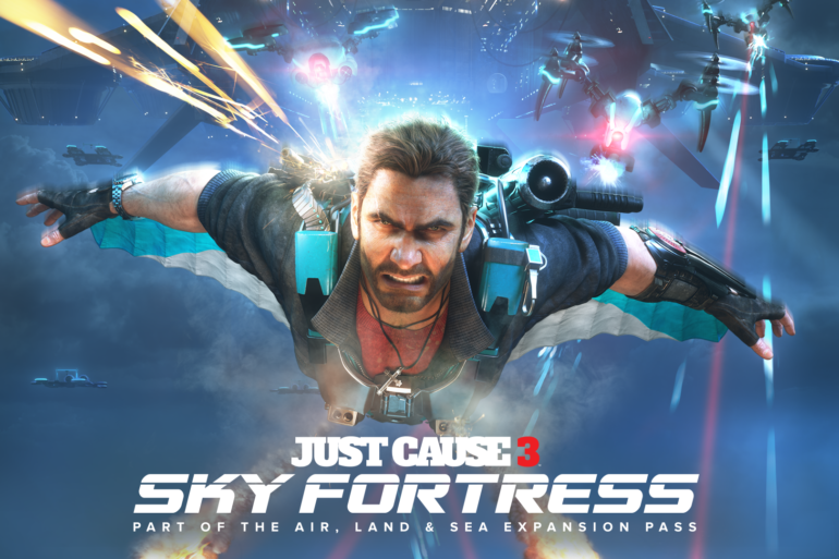 Just Cause 3 - Sky Fortress