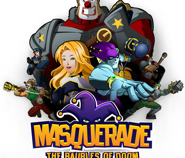 Masquerade: The Baubles of Doom - logo