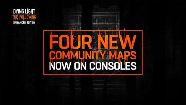 Dying Light - community maps