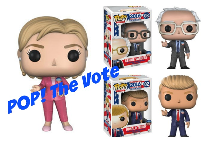 Pop The Vote Slider