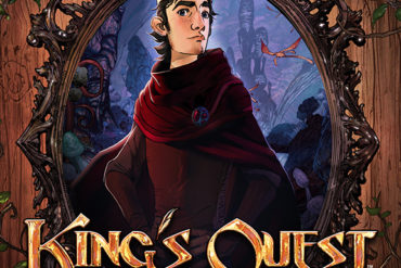 King's Quest - PS4 packshot