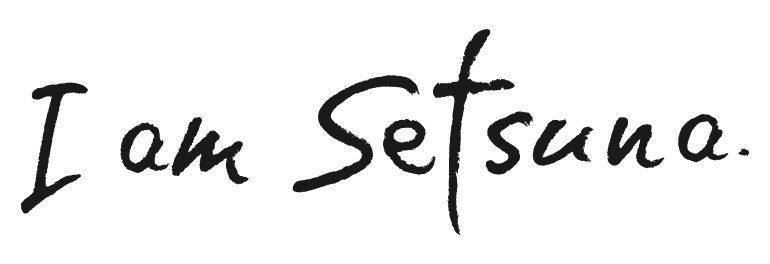 I Am Setsuna - logo
