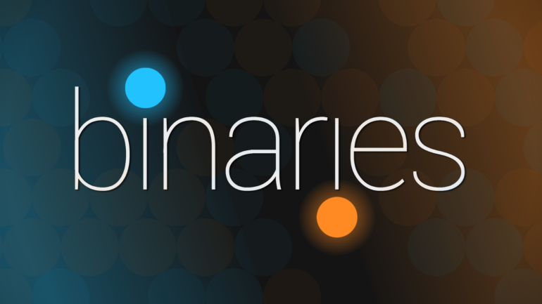 Binaries - logo