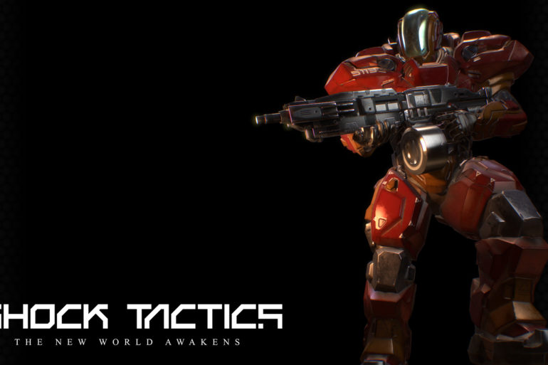 Shock Tactics - heavy