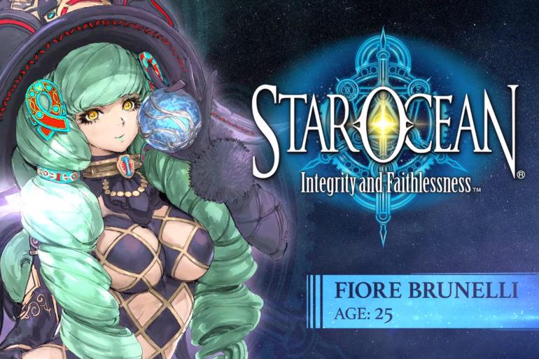 Star Ocean: Integrity and Faithlessness - Fiore