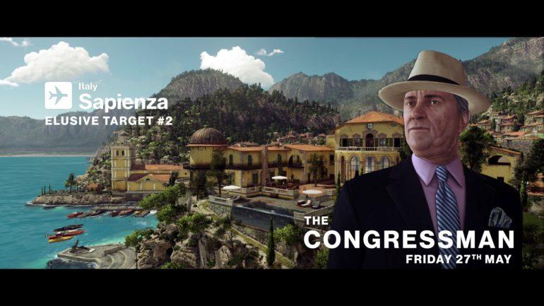 HITMAN - The Congressman
