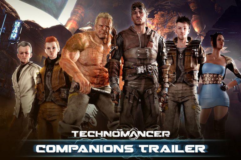 The Technomancer - Companions
