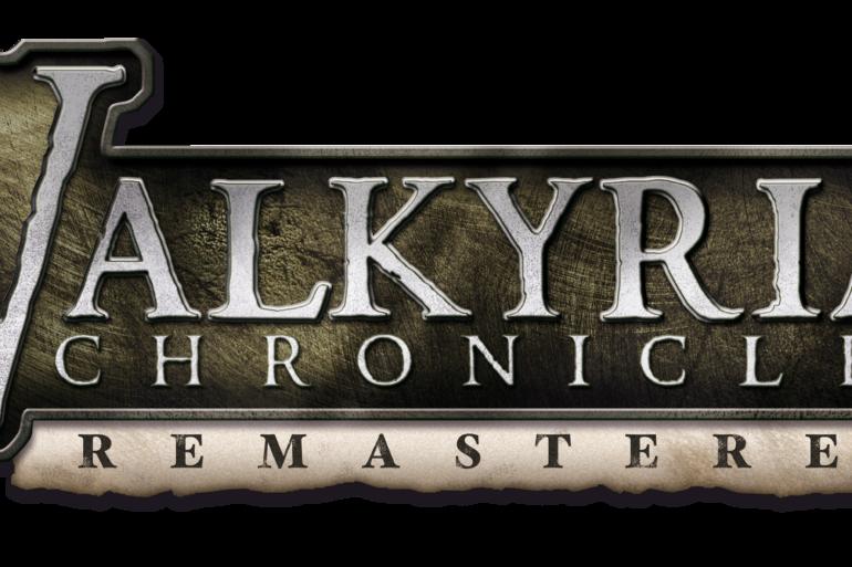 Valkyria Chronicles Remastered - logo