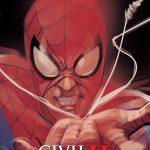 Civil War II Amazing Spider Man 1 Noto Variant