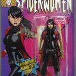 Spider Women Omega 1 Christopher Action Figure Variant