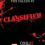 Civil War II The Fallen 1