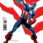 Captain America Steve Rogers 1 Steranko Variant