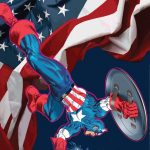Captain America Sam Wilson 13 Steranko Variant