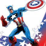 Captain America Sam Wilson 7 Steranko Variant