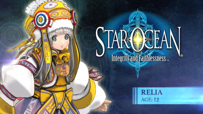 Star Ocean: integrity and Faithlessness - Relia
