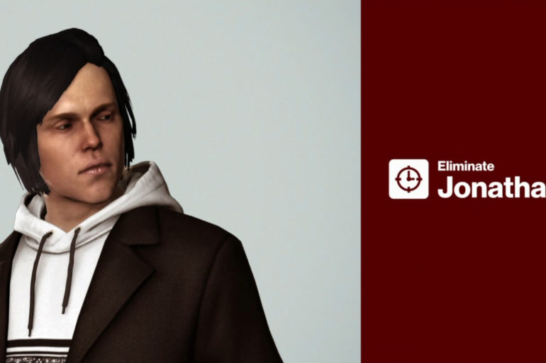 Elusive Target 4 cover