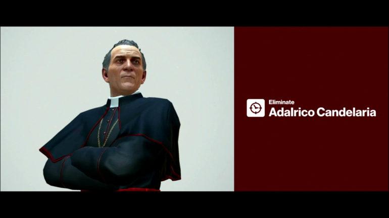 HITMAN - Cardinal Candelaria