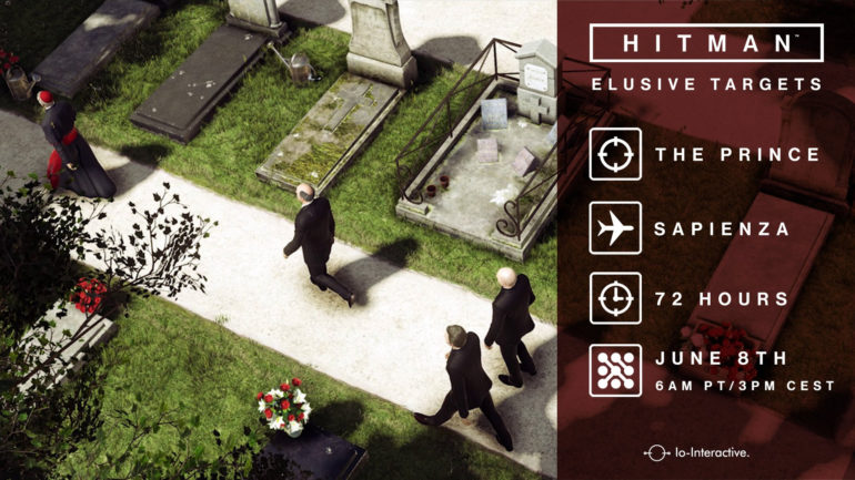 HITMAN - Elusive Target #3