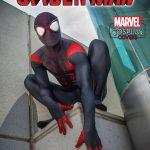 Spider Man 8 Cosplay Variant