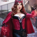 Scarlet Witch 10 Cosplay Variant