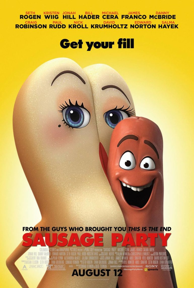 sausage party poster 2