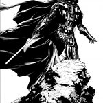 Darth Vader 25 Quesada Sketch Variant