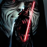 Darth Vader 25 Pichelli Variant