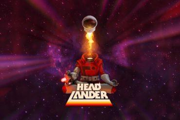 Headlander - cover