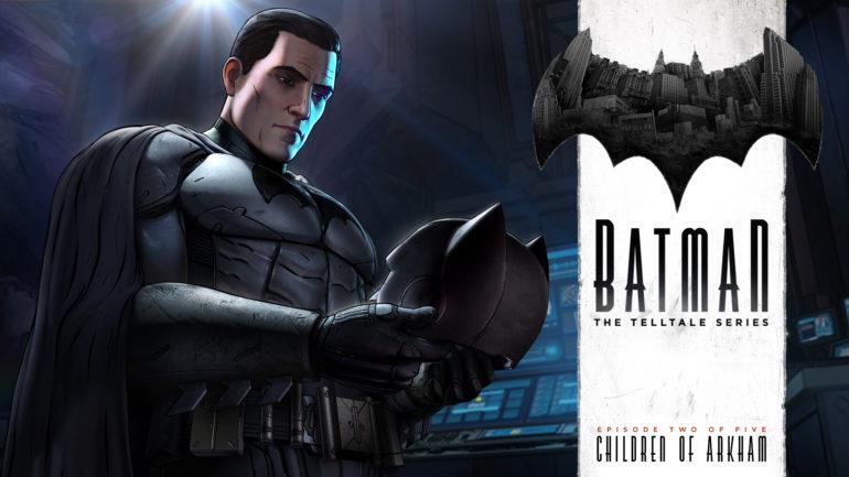Batman: The Telltale Series - Children of Arkham