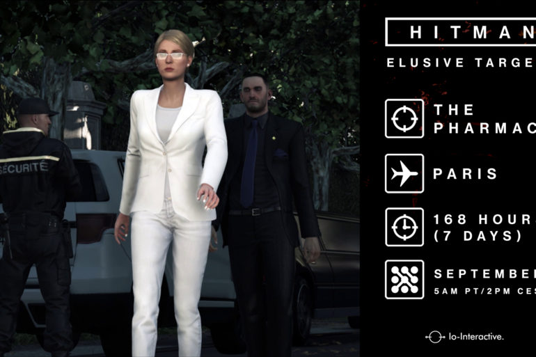 Elusive Target 10 THe Pharmacist
