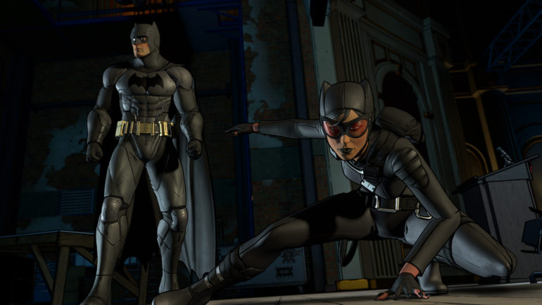 Batman: The Telltale Series - The Bat and the Cat
